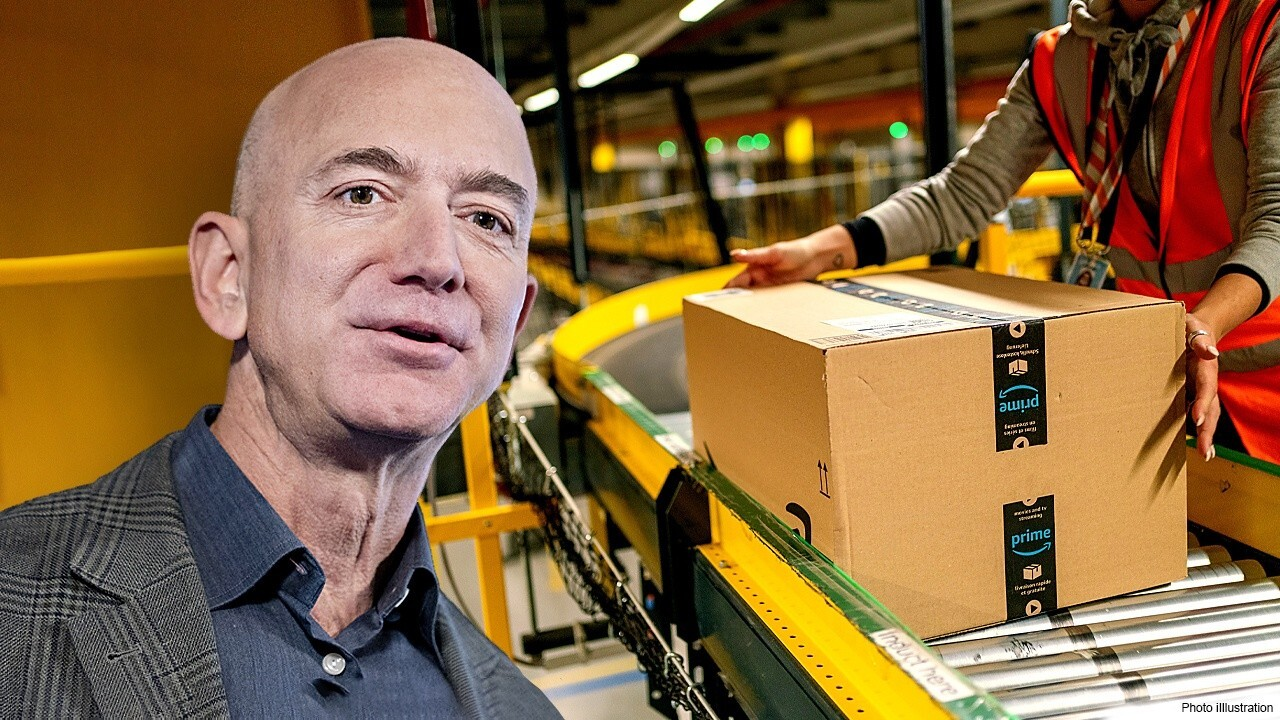 Dan Henninger of The Wall Street Journal discusses the future of Amazon and Jeff Bezos after he stepped down as CEO.