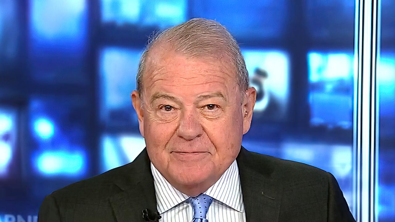 FOX Business' Stuart Varney on market highs.