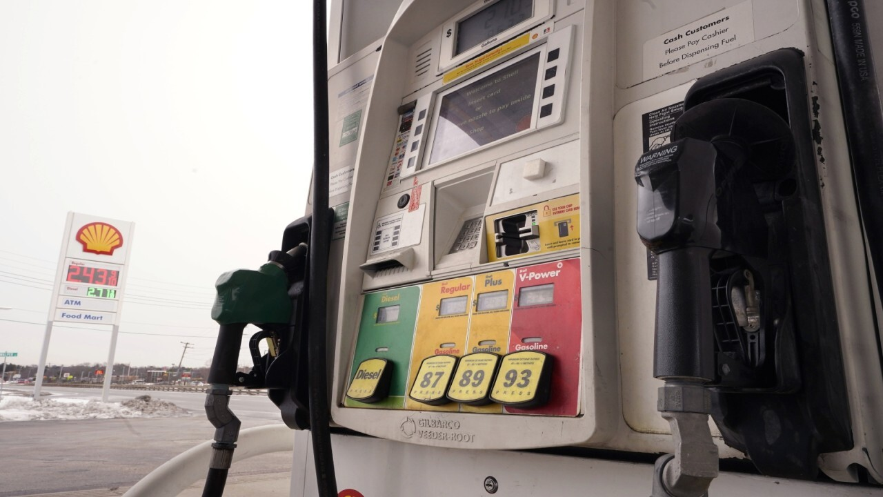 Jeff Flock reports on soaring gas prices