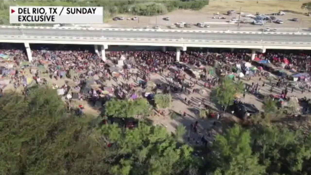 DHS tracking more than 24K migrants heading to border