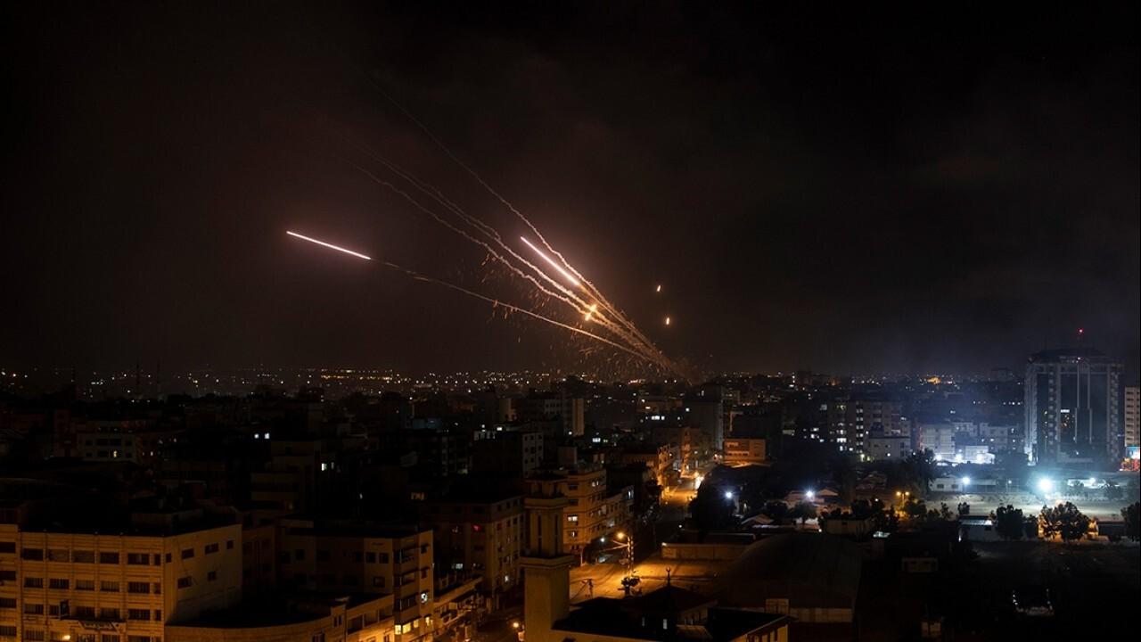 Democrat support split as clashes between Israel, Hamas intensify