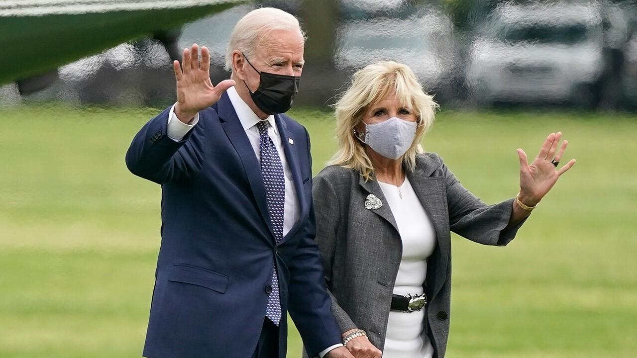Biden's tax plans will hurt middle class: Cawthorn