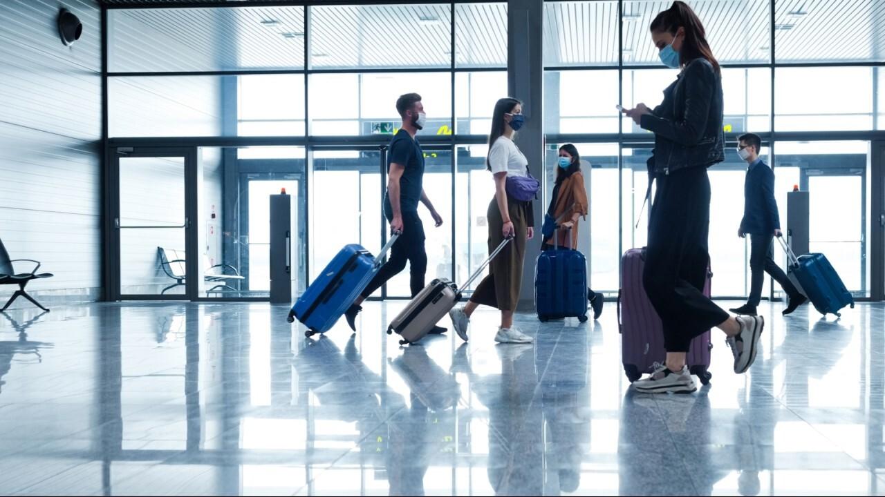 Flight Attendants Association President Sara Nelson discusses masks and passenger aggression on flights.