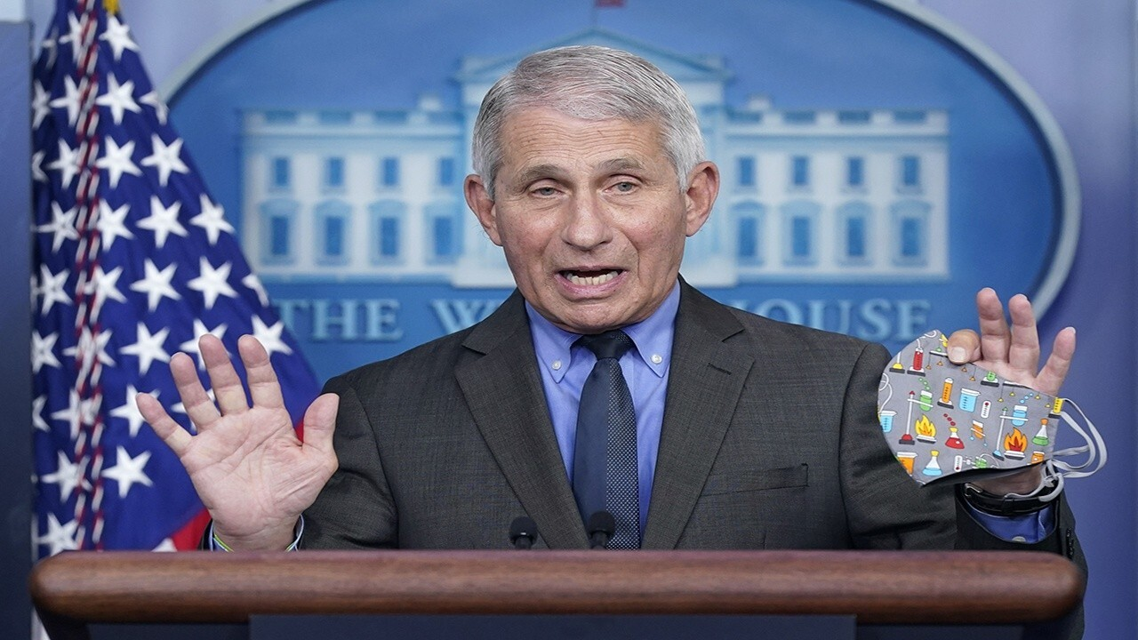 James Freeman: Dr. Fauci's vaccine message 'wildly inconsistent'