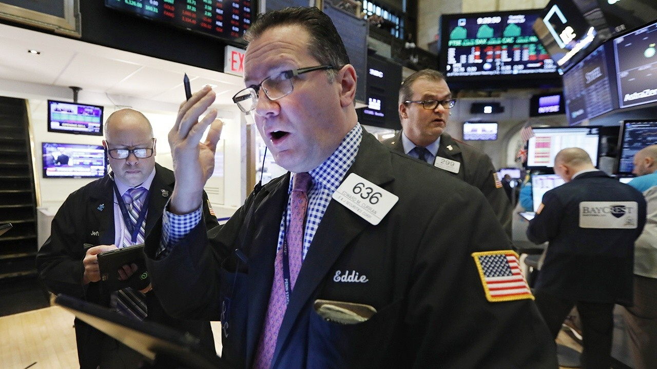 Monster rebound for stocks as Dow, S&P hit all-time highs