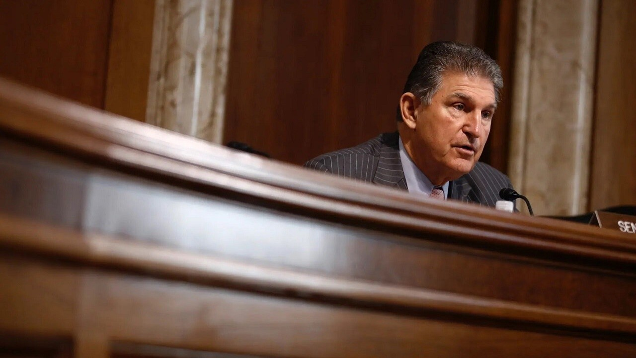 How will Joe Manchin influence Biden's infrastructure plan?