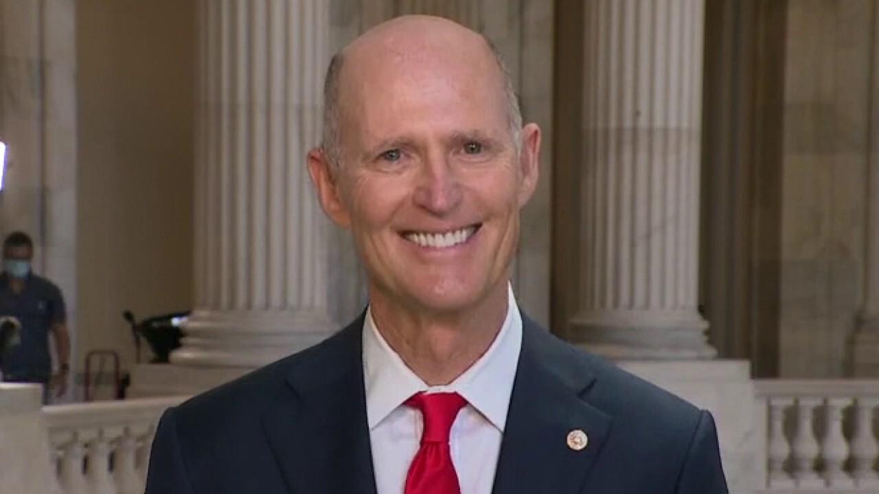 Sen. Scott: Florida 'has been open for business'