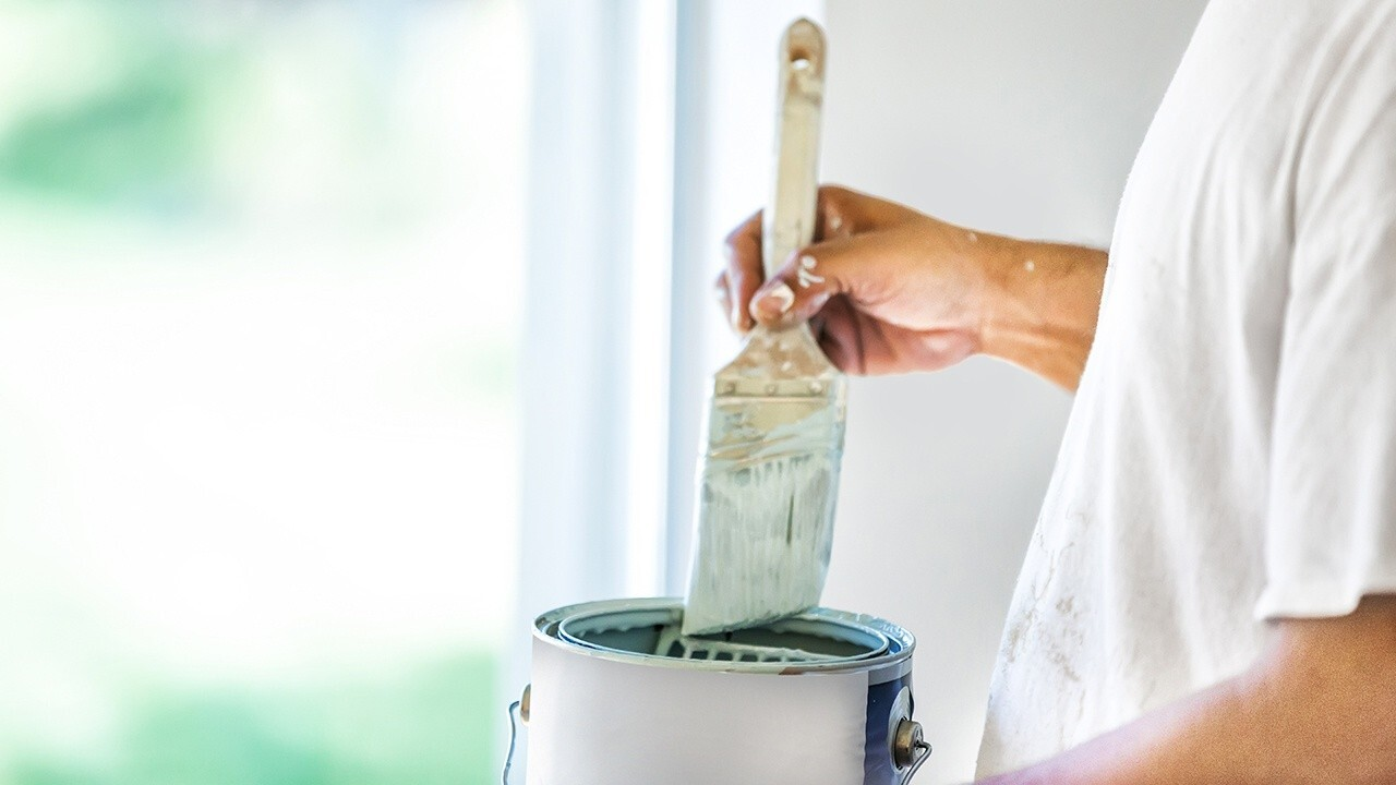 FOX Business' Grady Trimble on how a paint shortage is impacting home improvement projects across the U.S.
