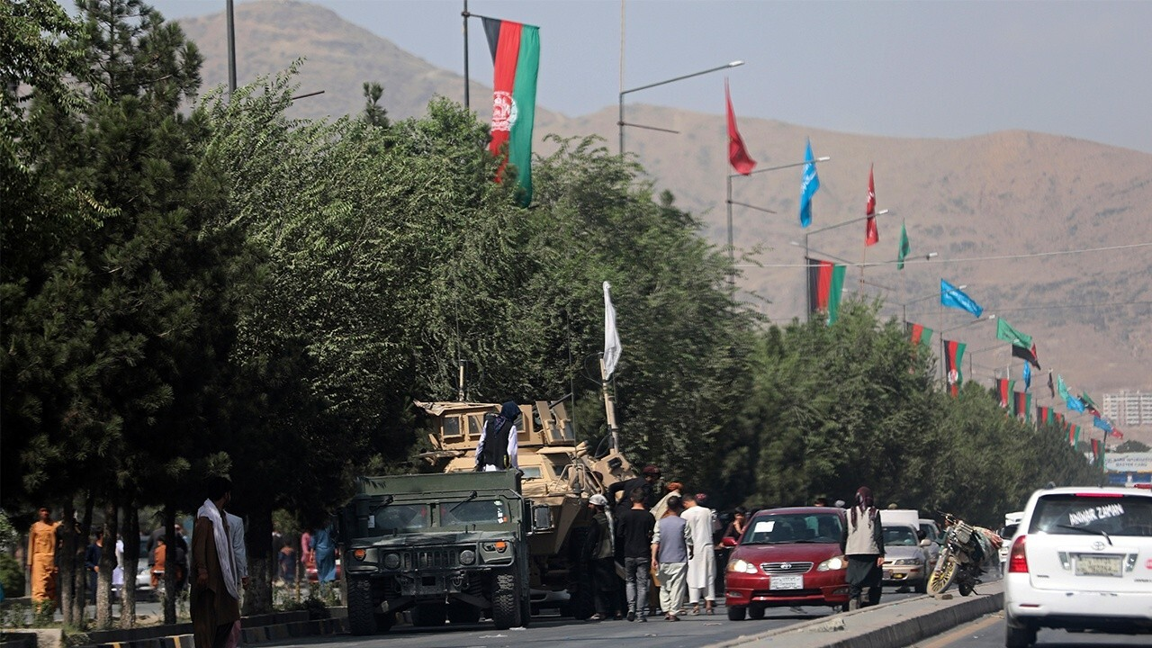 Center for National Interest senior director Harry Kazianis provides insight into America's withdrawal from Afghanistan.