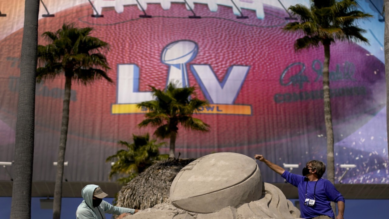 Super Bowl LV host committee co-chairman Will Weatherford discusses Tampa Bay preparing to host the Super Bowl amid the coronavirus pandemic.