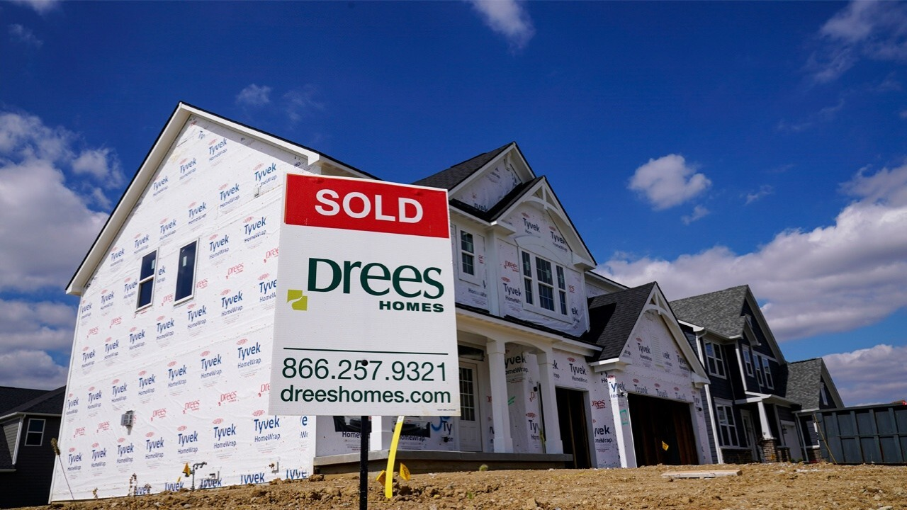 NAHB housing market index shows 'underlying weakness in the supply chain': Jerry Howard