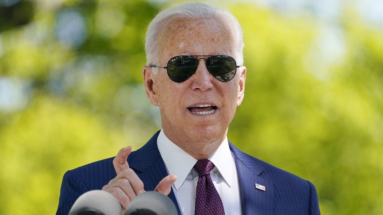 Rep. Carlos Gimenez, R-Fla., warns President Biden's proposed tax hikes and infrastructure plan will kill jobs and discusses the migrant surge on the southern border.