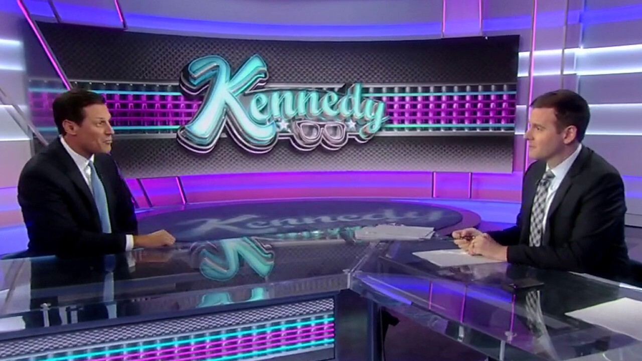 Fox News contributor Brian Brenberg joins 'Kennedy' to discuss how the pandemic impacted U.S. federal income taxes