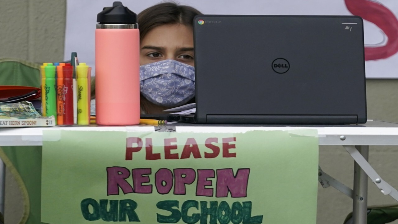 Keeping schools closed is 'hurting children': Rep. Mark Green