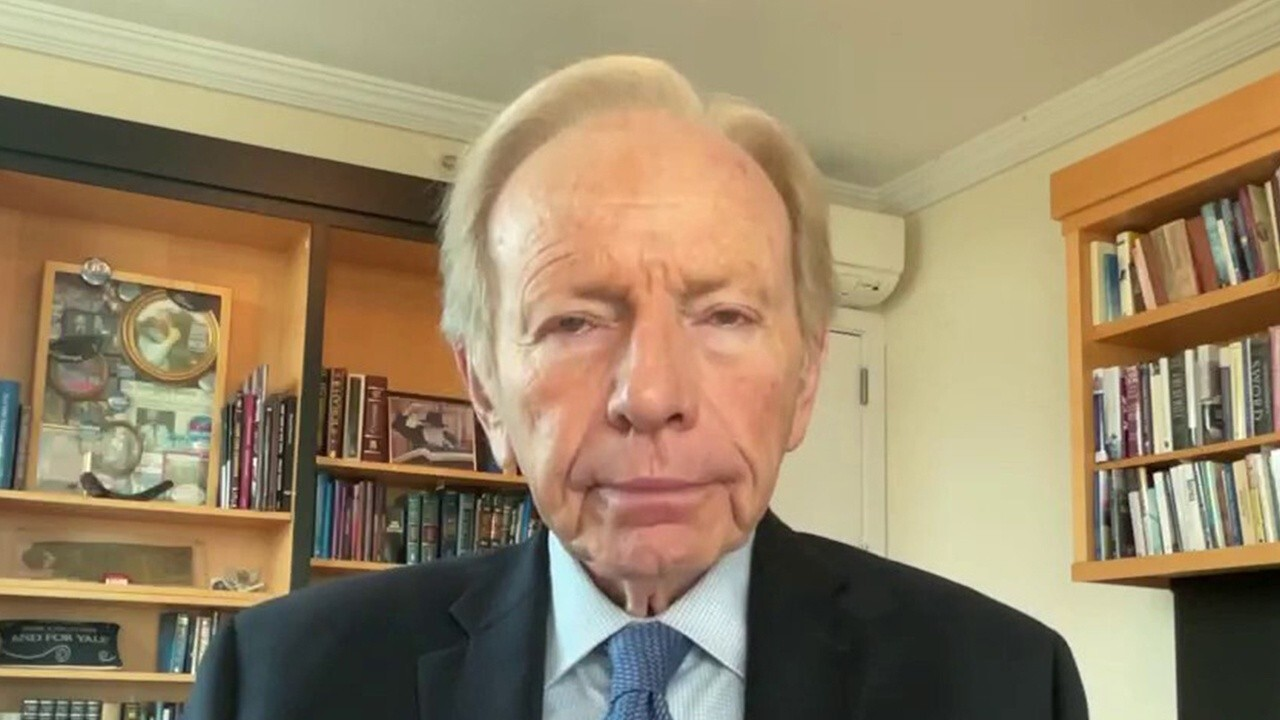 United Against Nuclear Iran Chairman and former Connecticut Sen. Joe Lieberman on President Biden's upcoming summit with Russian President Vladimir Putin.