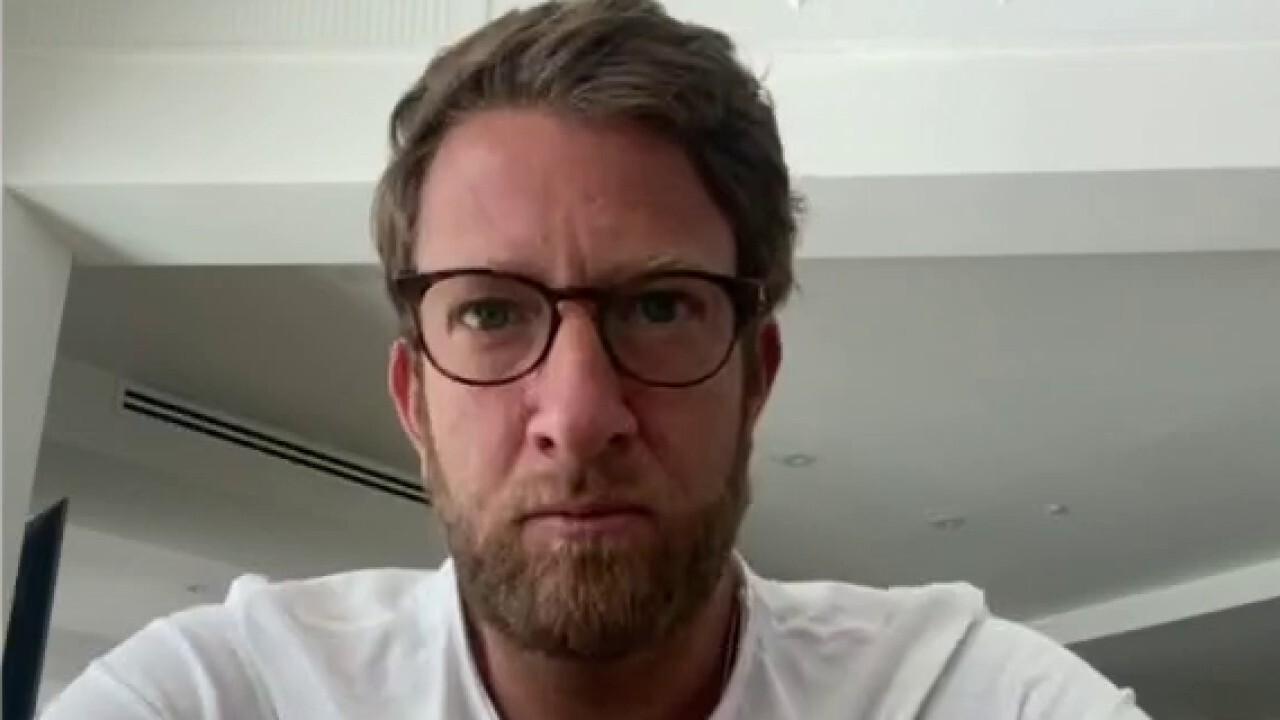 Barstool Sports founder and CEO Dave Portnoy says he 'certainly' wouldn't say Bitcoin 'is a scam now,' reacting to former President Trump's description of the cryptocurrency.