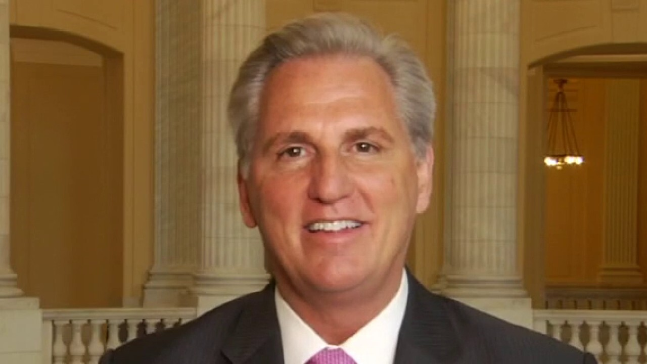 McCarthy: Bipartisanship with Schumer, Pelosi  is 'all gone'