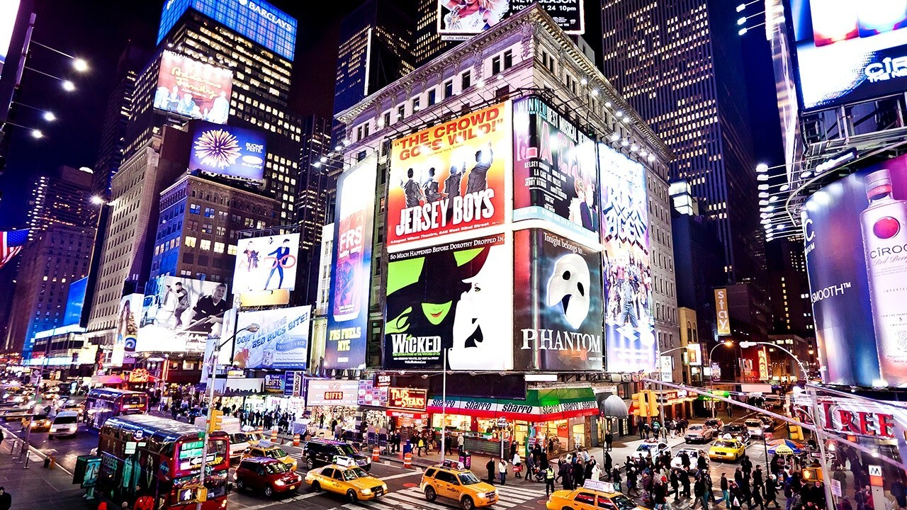 Broadway returns for vaccinated, masked patrons