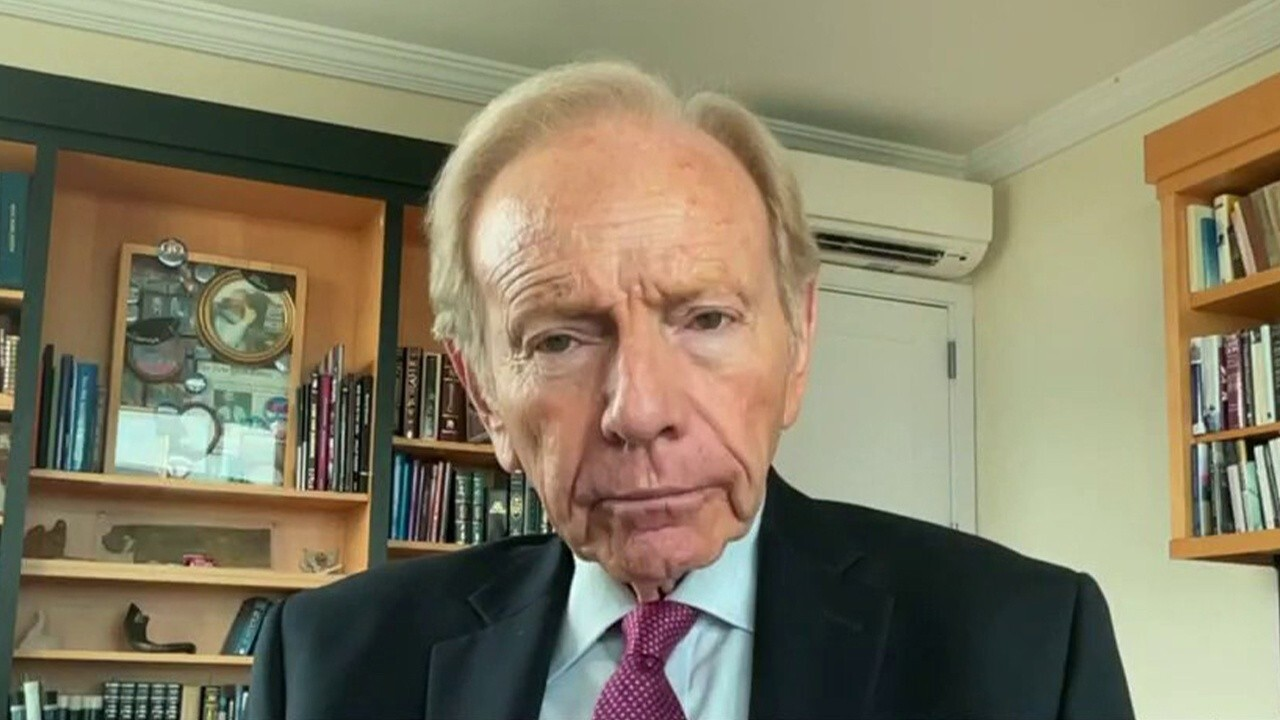 Former Connecticut Senator Joe Lieberman provides insight into calls for Gov. Andrew Cuomo to step down, as well as U.S.-China relations, trade and competition.