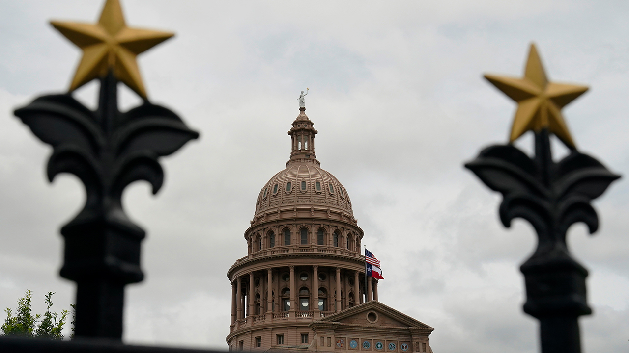 Rep. Beth Van Duyne, R-Texas, discusses infrastructure negotiations, as well as the Texas voting bill and says state Democrat lawmakers who left the state in protest are 'surrendering Texas to D.C.'