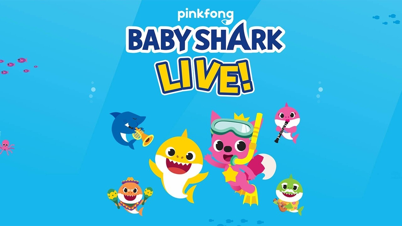 Eagerness in market over Baby Shark tour, events: Round Room Live founder