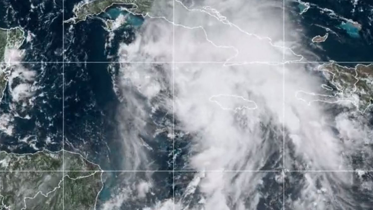 The City of New Orleans holds a press conference ahead of incoming Hurricane Ida
