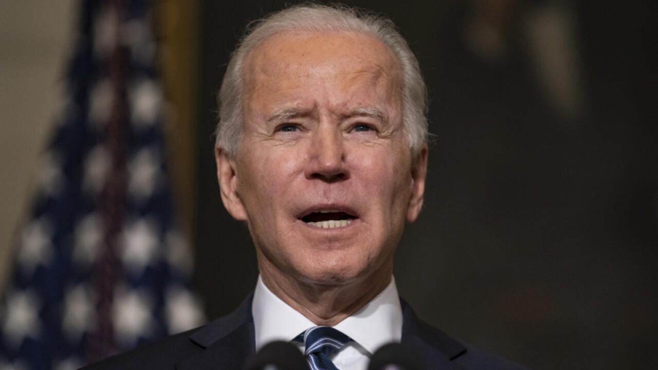 Sen. Blackburn: Biden's infrastructure bill 'absolutely' the Green New Deal