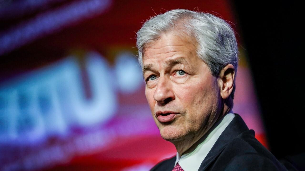 Jamie Dimon tells WSJ inflation is inevitable but economy will boom