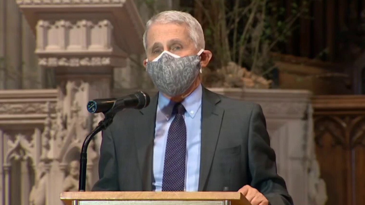 Kennedy: 'Why should anyone listen to Fauci' after flip flop advice for Christmas gatherings