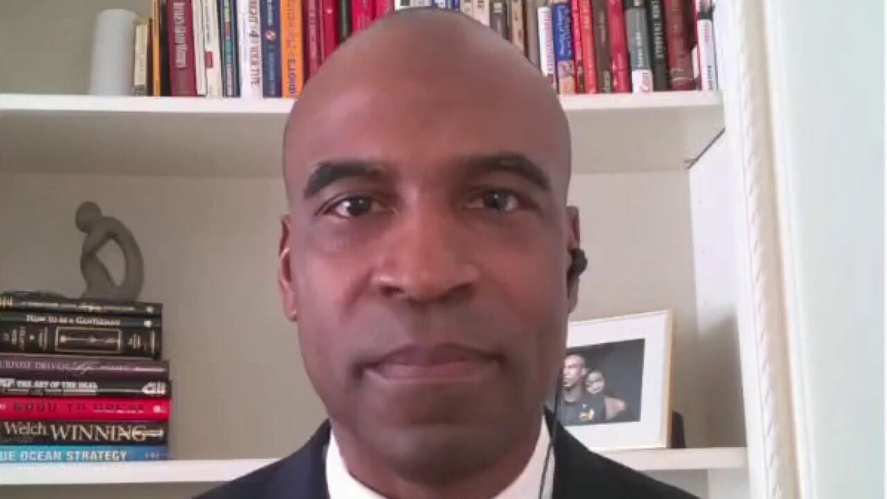 Republican Kelvin King takes on Georgia Sen. Warnock: I am 'product of the American Dream'