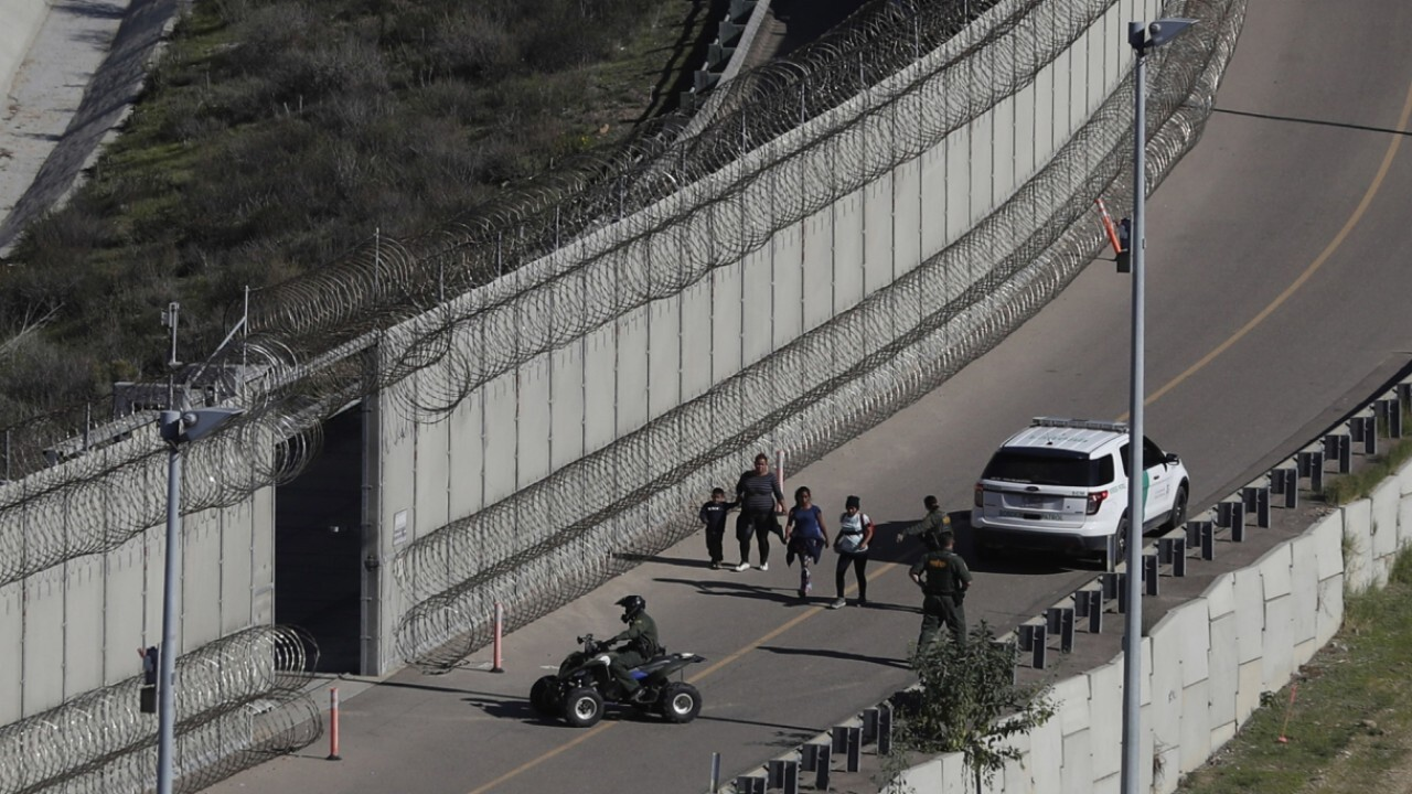 Texas AG Ken Paxton says border facilities 'overburdened almost to full capacity'