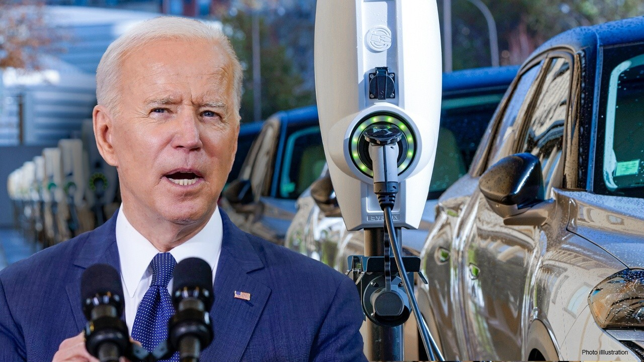 Expert on dangers of Biden's push for zero-emission vehicles