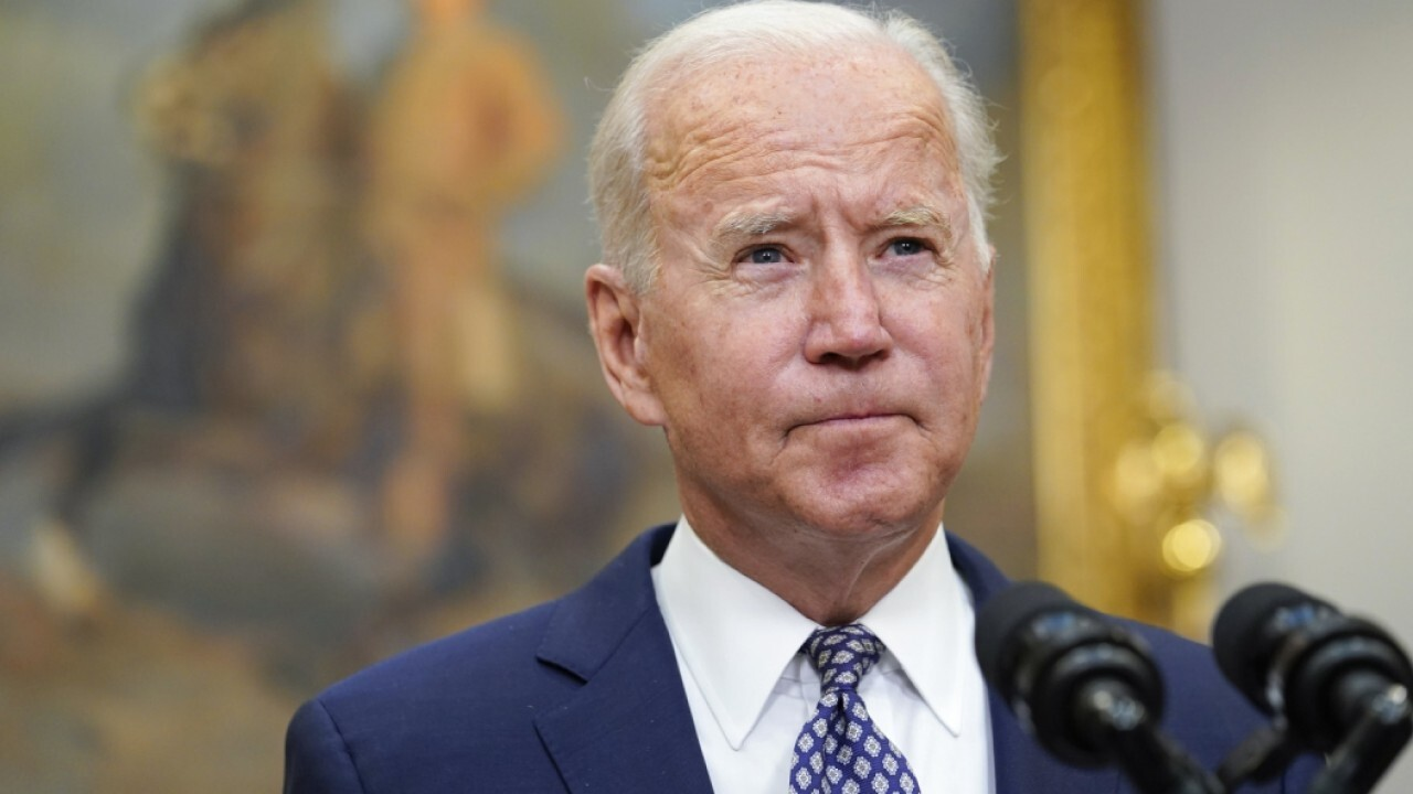 Heritage Foundation's Margaret Thatcher Center Director Nile Gardiner discusses Biden's credibility on the world stage after the 'disastrous' Afghanistan debacle.