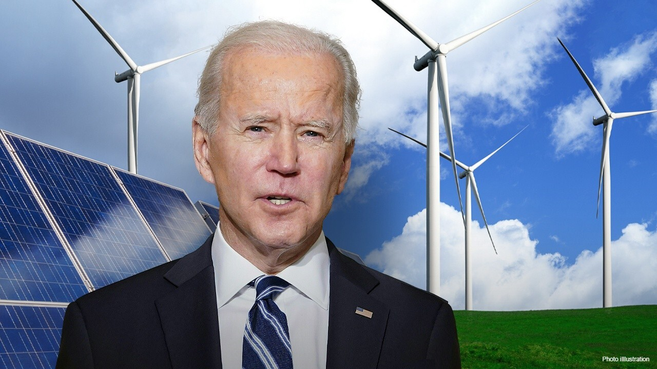 Biden's green energy policies pose big financial risk to economy: Expert