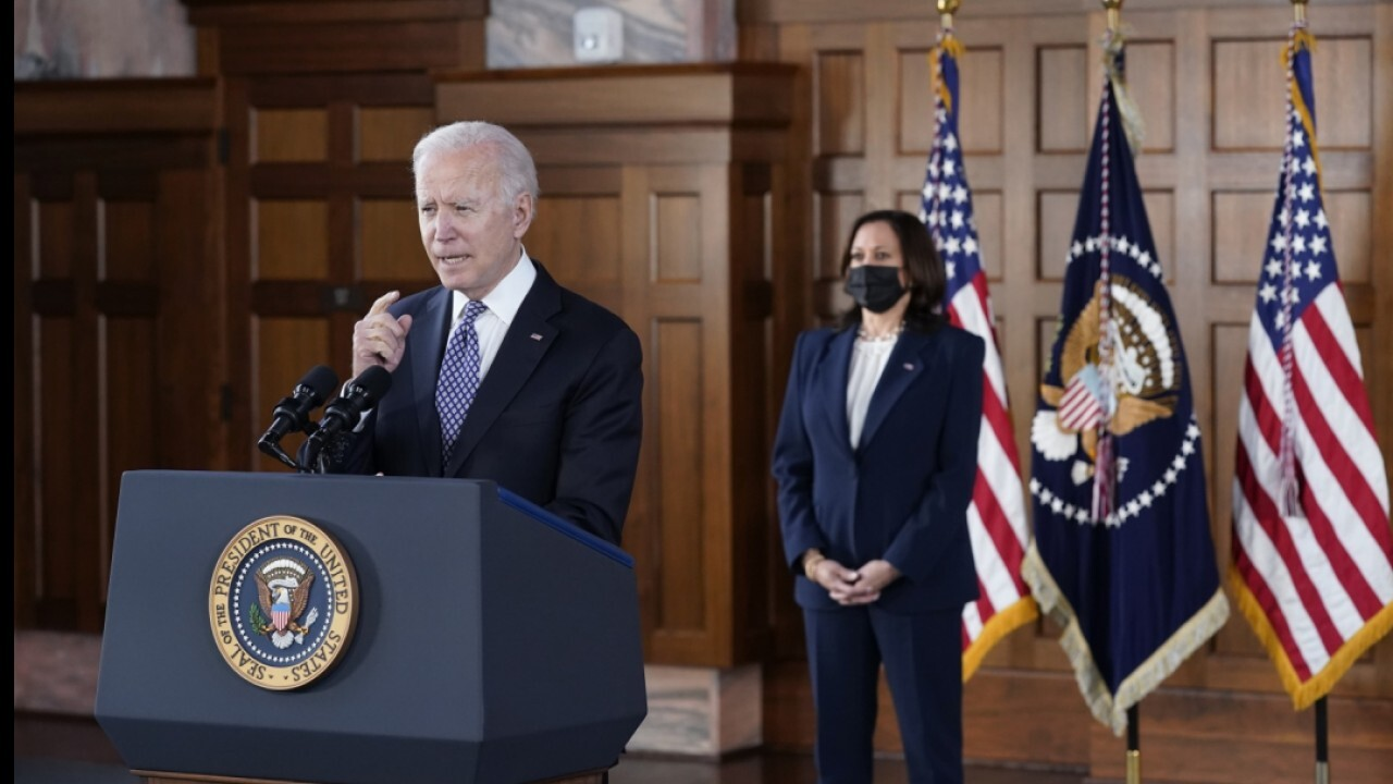 Biden could avoid every single border question during first press conference: Newt Gingrich