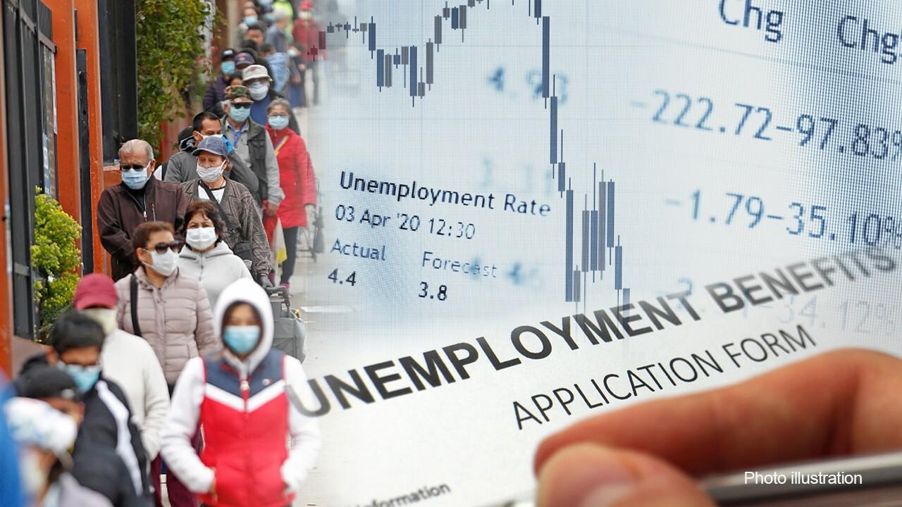 Former Reagan economist Art Laffer discusses employment levels in the U.S.