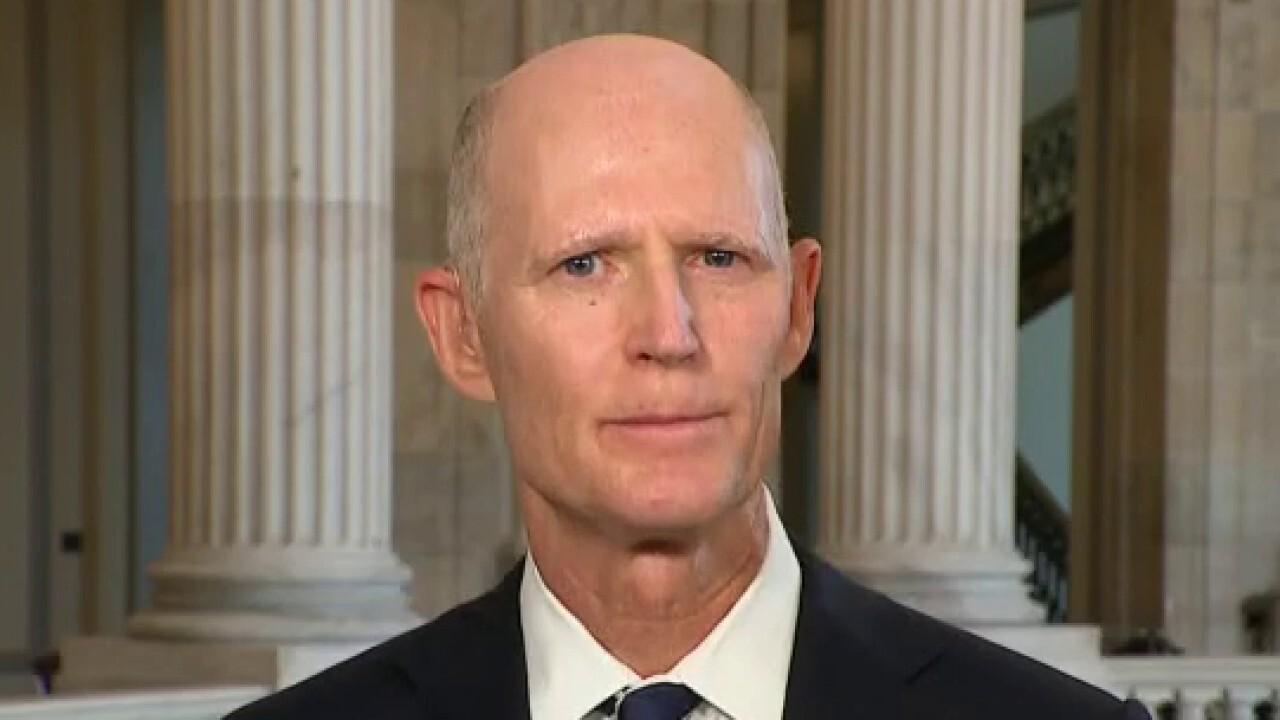 Sen. Scott: New CDC guidance is an attempt to 'control' America