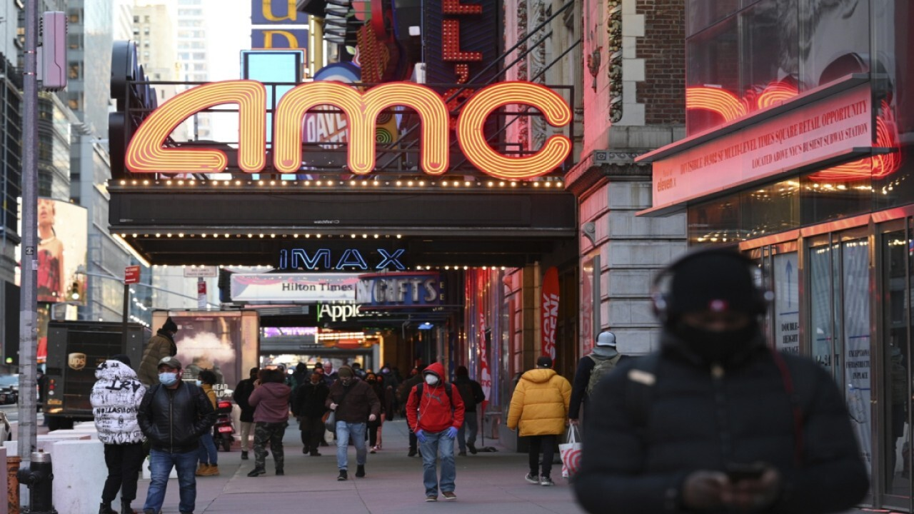 Co-founder and executive chairman of Slated Stephan Paternot on movie theatres reopening.
