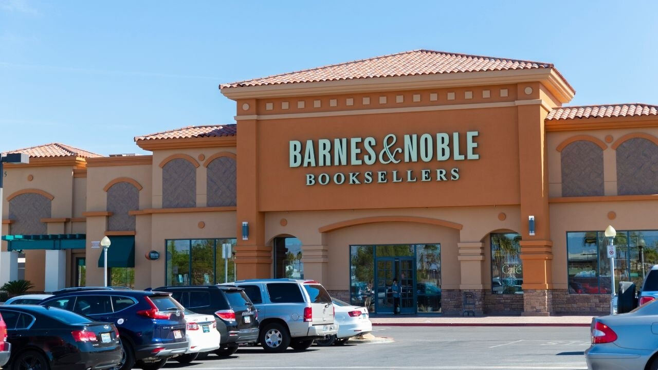 Barnes & Noble CEO James Daunt explains how supply chain issues could have a big impact on the availability of certain booksahead of the holiday shopping season.