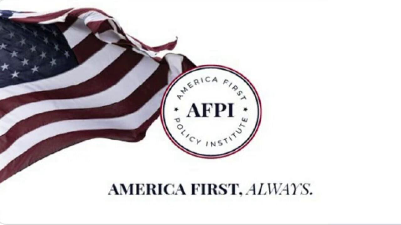 Trump alumni launch 'America First Policy Institute' think tank
