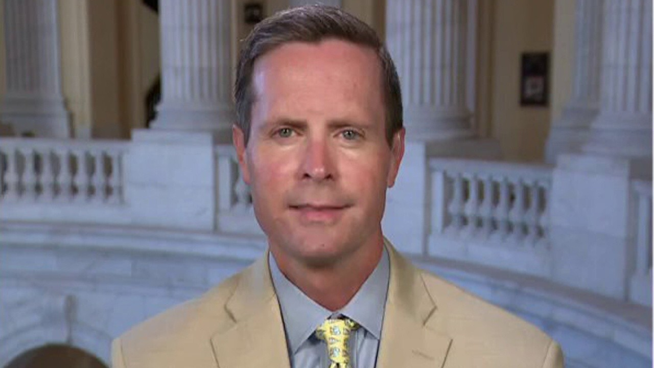 Rep. Rodney Davis, R-Ill., on infrastructure spending and crime in America.