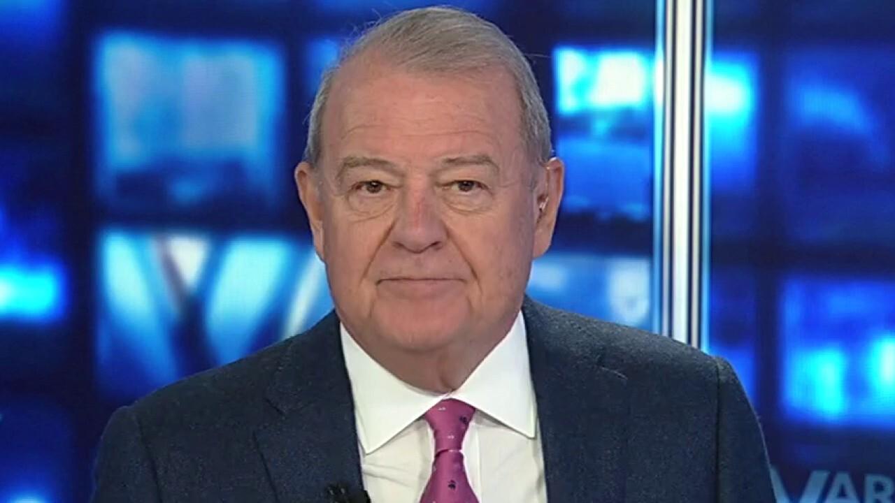 Stuart Varney: Media, Wall Street beginning to 'turn' on Biden, Harris team