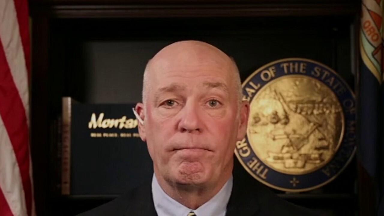 Montana governor argues supplemental unemployment benefits disincentivize work
