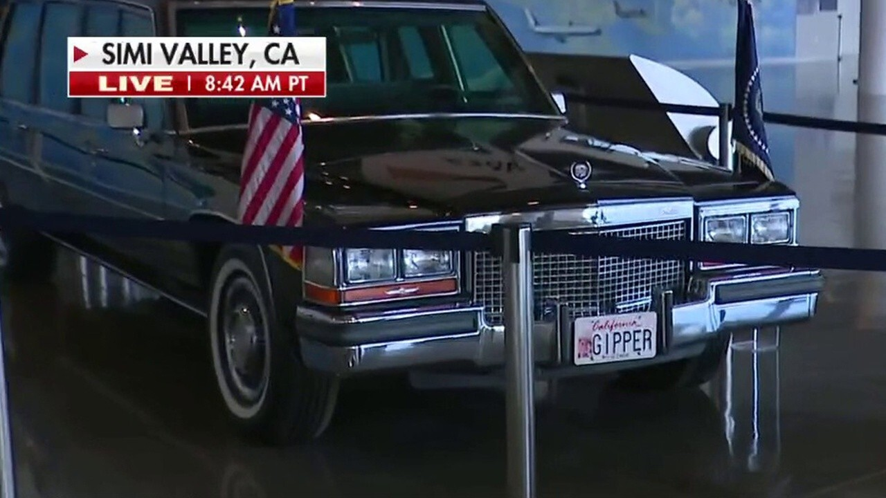 Reagan Library reopens its doors