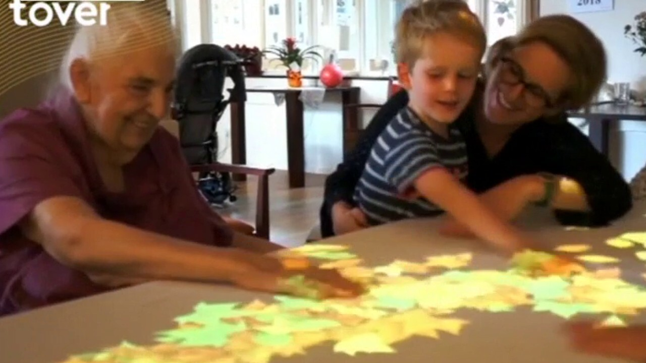 New technology helping improve quality of life of people living with dementia