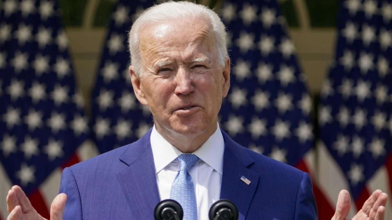 Art Laffer calls Biden's spending plans 'deliberately misleading'