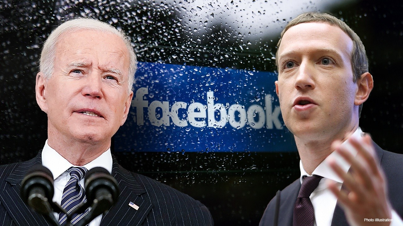 Is Biden admin colluding with Big Tech to censor free speech?