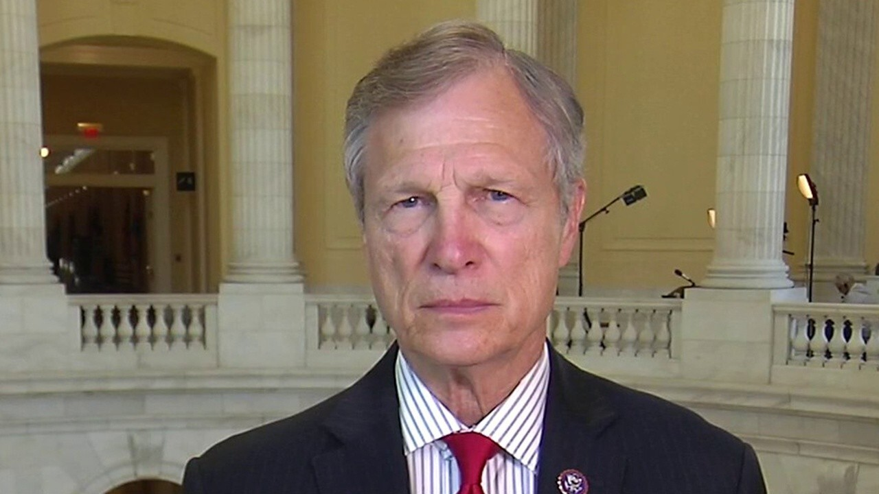Rep. Brian Babin, R-Texas, discusses his worries about spending and inflation under the Biden administration.