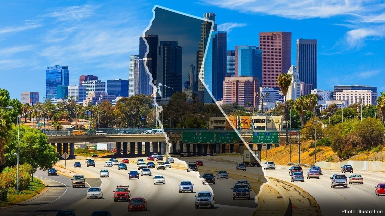 California cashes in on taxpayer money to fund 'green' projects