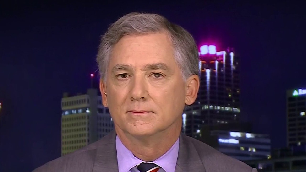 Rep. French Hill, R-Ark., reacts to the new Afghan government and reports that the Taliban will allow 200 Americans and allies to leave the country.